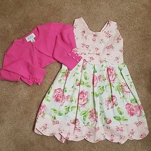 Other - 💖Nwt Gorgeous Dress and cardy Set💖